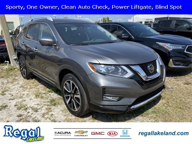 Used 2019 Nissan Rogue in Lakeland, FL