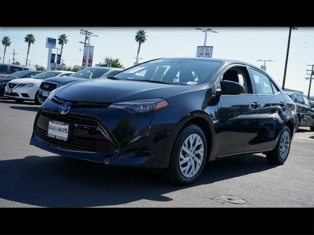 2018 Toyota Corolla LE LE CVT Regular Unleaded I-4 1.8 L/110 [8]