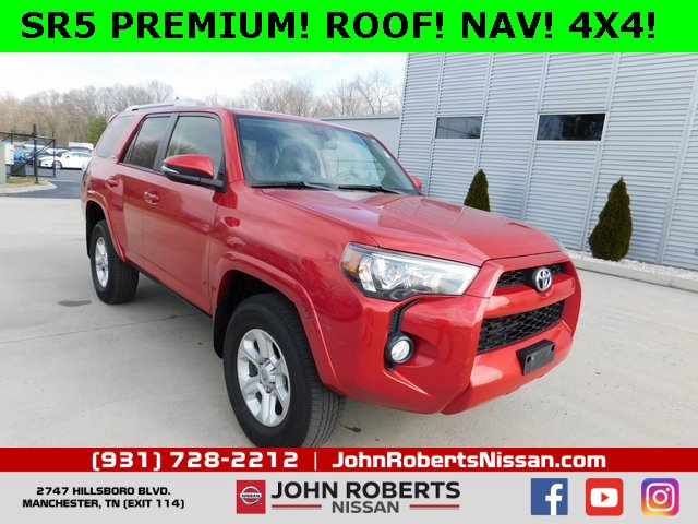 Used 2015 Toyota 4Runner in Manchester, TN