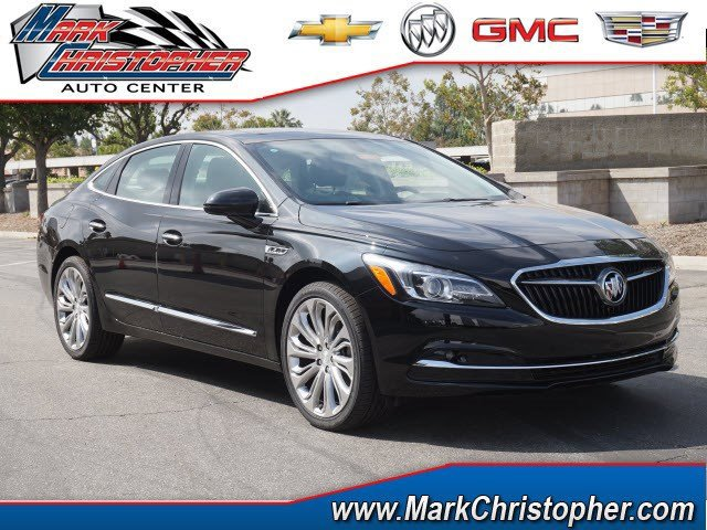 New 2017 Buick LaCrosse in Ontario, CA