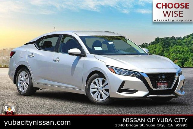 2020 Nissan Sentra S S CVT Regular Unleaded I-4 2.0 L/122 [5]