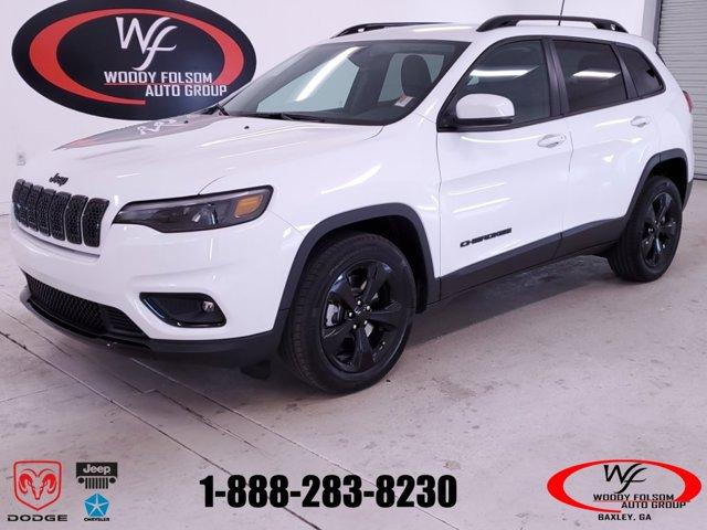 New 2020 Jeep Cherokee in Baxley, GA