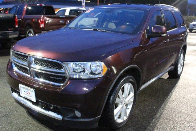 Used 2012 Dodge Durango in Auburn, WA