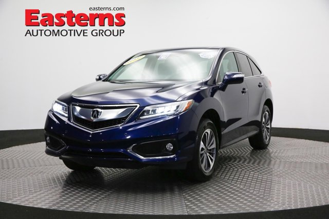 2017 Acura RDX for sale 123581 0