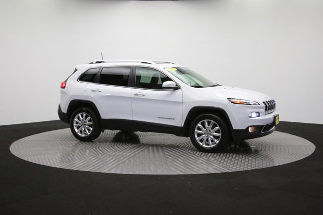 2017 Jeep Cherokee for sale 124861 43