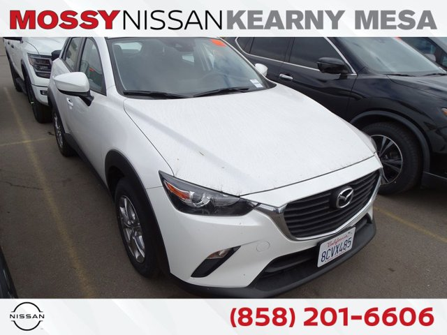 2018 Mazda Cx-3 Sport Sport FWD Regular Unleaded I-4 2.0 L/122 [1]