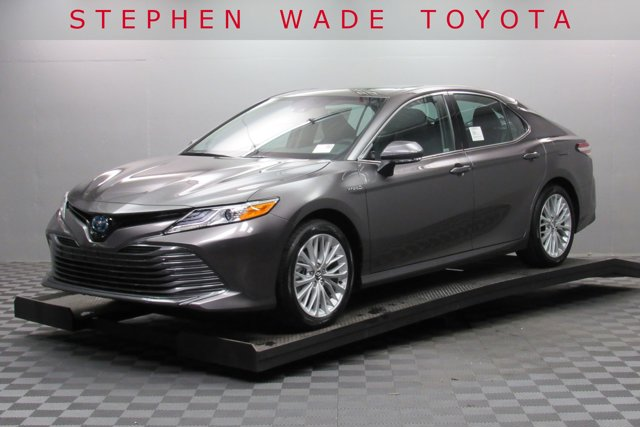 New 2020 Toyota Camry Hybrid in St. George, UT