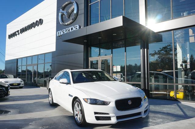 Used 2017 Jaguar XE in Edmonds Lynnwood Seattle Kirkland Everett, WA
