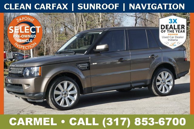 Used 2013 Land Rover Range Rover Sport in Indianapolis, IN