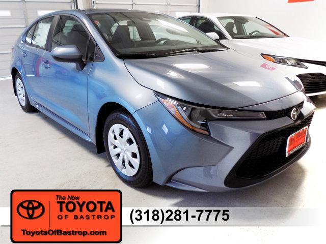 New 2020 Toyota Corolla in Bastrop, LA
