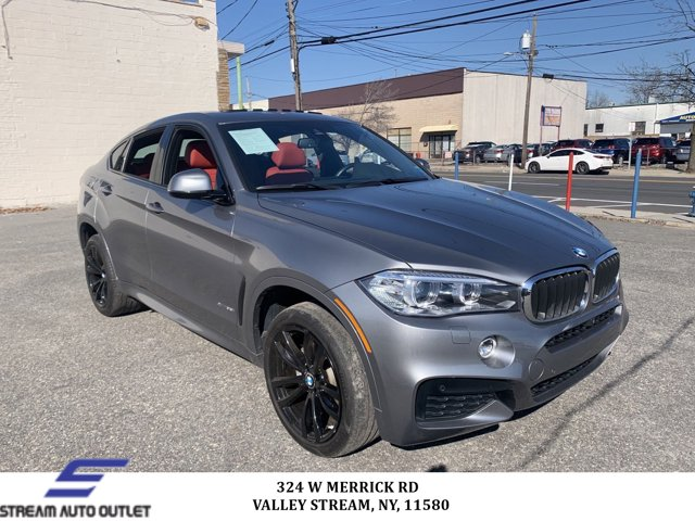 Used 2017 BMW X6 in Valley Stream, NY