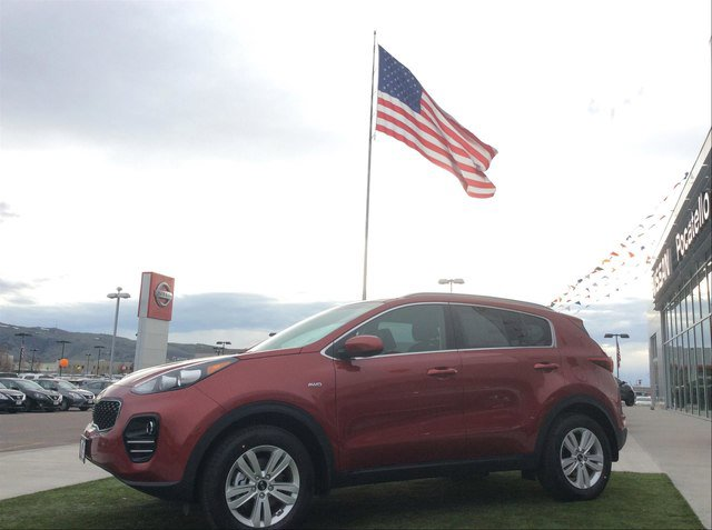 New 2019 KIA Sportage in Pocatello, ID
