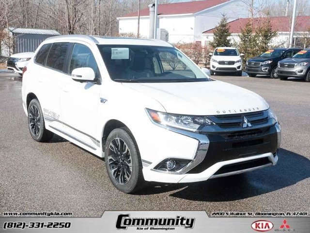 Used 2018 Mitsubishi Outlander PHEV in Bloomington, IN