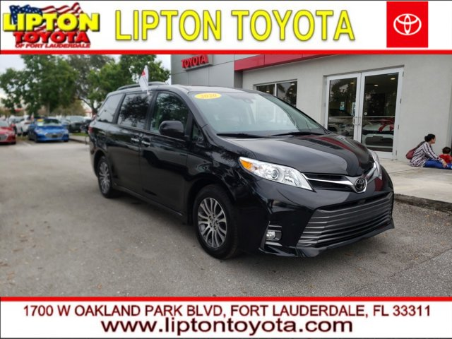 Used 2020 Toyota Sienna in Ft. Lauderdale, FL