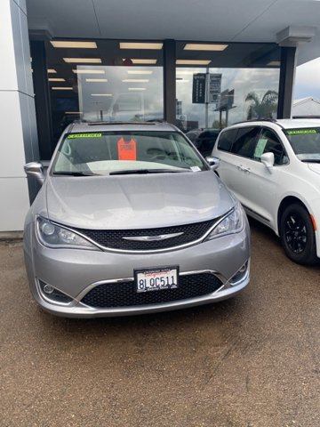 Used 2020 Chrysler Pacifica Limited FWD