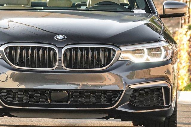 2020 BMW 5 Series M550i xDrive