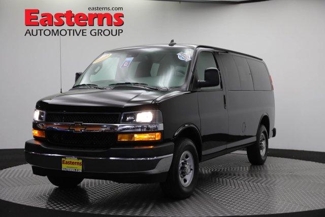 2019 Chevrolet Express Passenger LS Full-size Passenger Van
