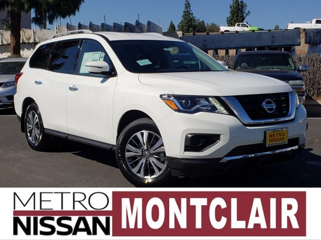 2020 Nissan Pathfinder S FWD S Regular Unleaded V-6 3.5 L/213 [3]