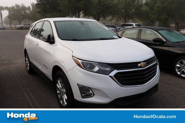 Used 2018 Chevrolet Equinox in Ocala, FL