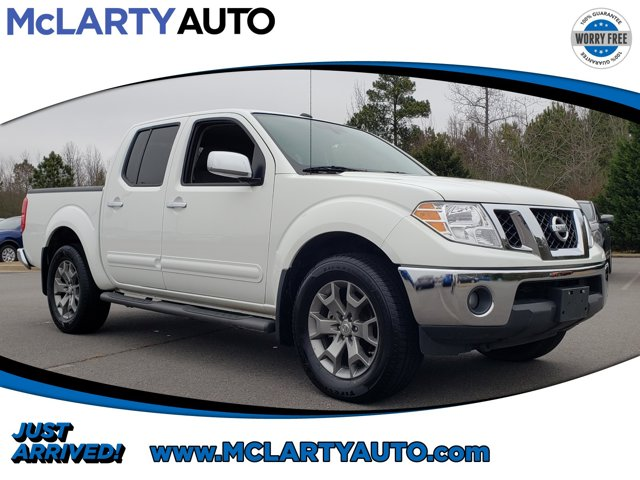 Used 2019 Nissan Frontier in North Little Rock, AR