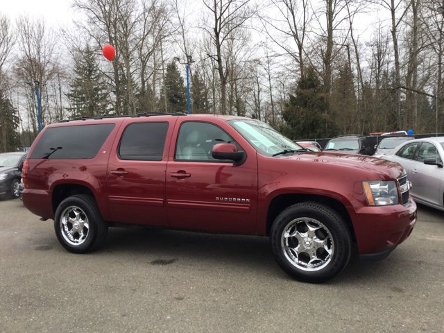 Used 2010 Chevrolet Suburban 4WD 4dr 1500 LT
