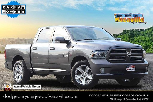 2016 Ram 1500 Sport 2WD Crew Cab 140.5″ Sport Regular Unleaded V-8 5.7 L/345 [1]