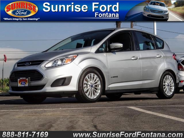 2017 Ford C-Max Hybrid SE SE FWD Gas/Electric I-4 2.0 L/122 [2]