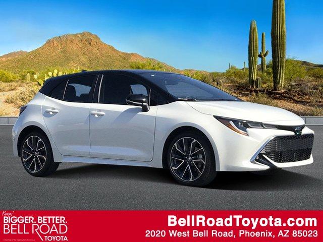 New 2020 Toyota Corolla Hatchback in Phoenix, AZ