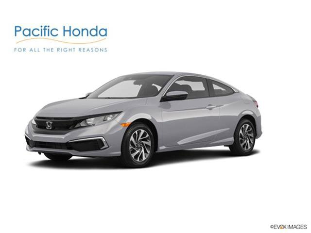 New 2019 Honda Civic Coupe in San Diego, CA