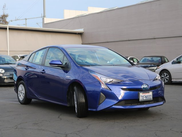 The 2017 Toyota Prius Two