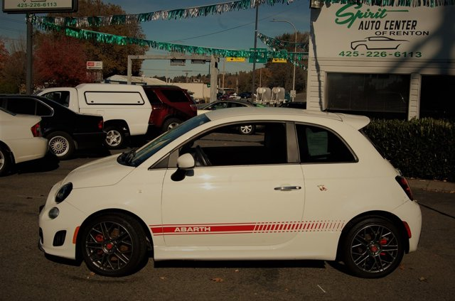 Used 2015 Fiat 500 2dr HB Abarth