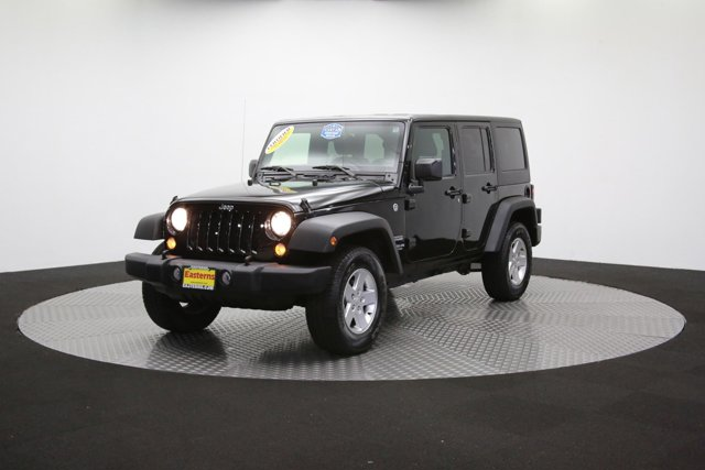 2016 Jeep Wrangler Unlimited for sale 124726 50