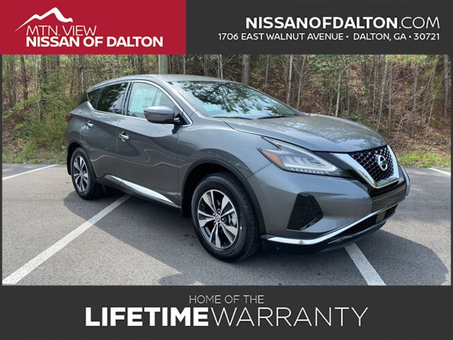 New 2020 Nissan Murano in Dalton, GA