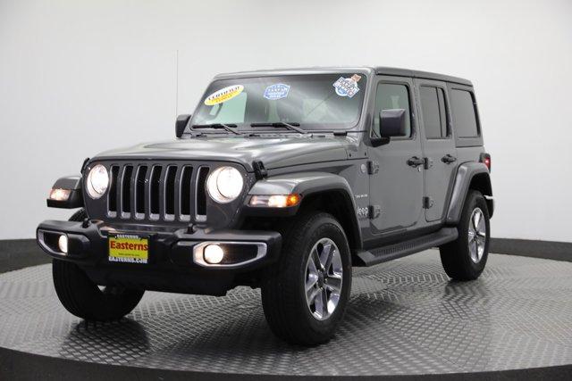 2019 Jeep Wrangler Unlimited Sahara Convertible