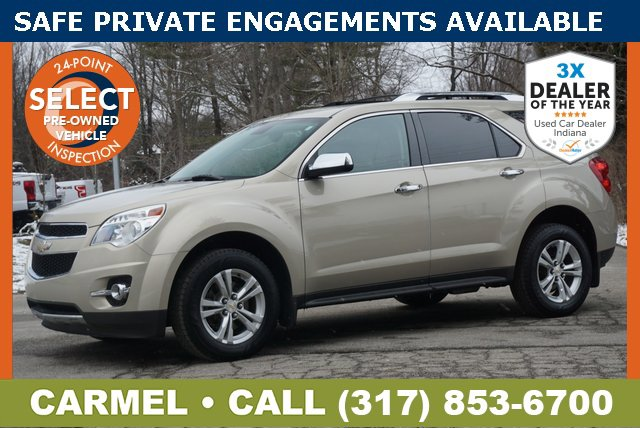 Used 2012 Chevrolet Equinox in Indianapolis, IN