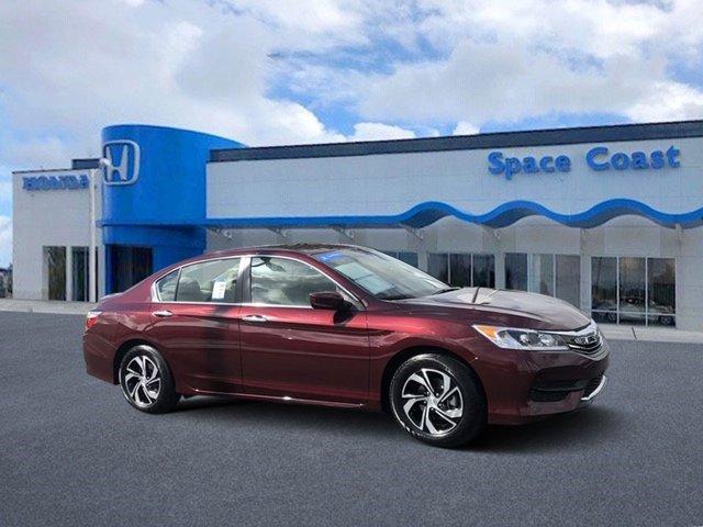 Used 2017 Honda Accord Sedan in Cocoa, FL