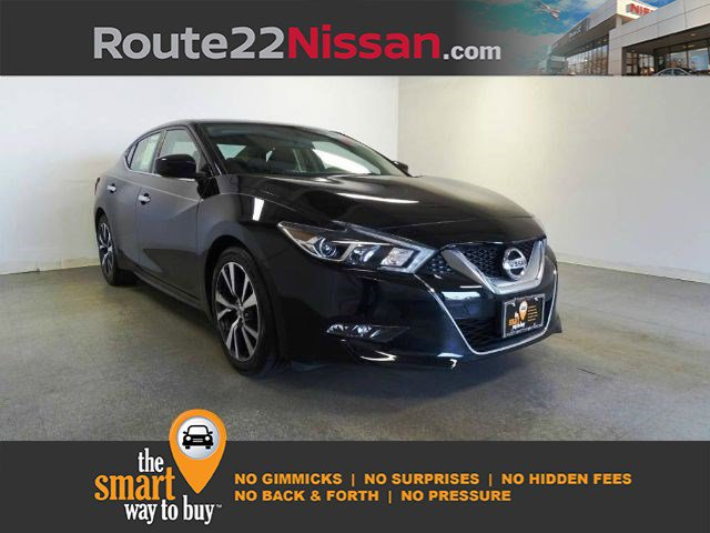2017 Nissan Maxima S S 3.5L Premium Unleaded V-6 3.5 L/213 [0]
