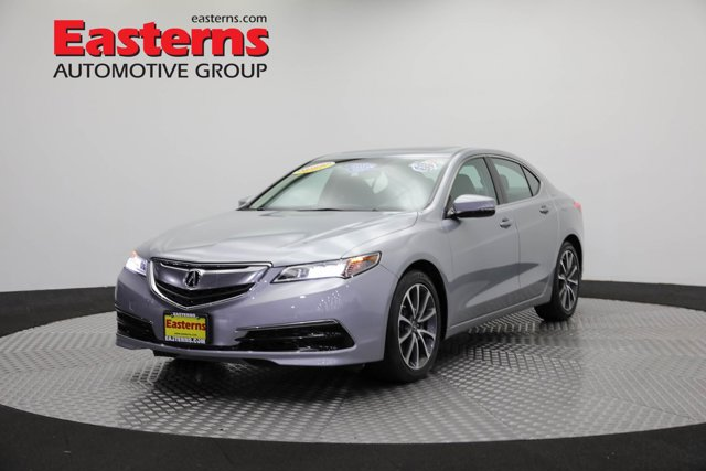 2017 Acura TLX V6 Technology 4dr Car