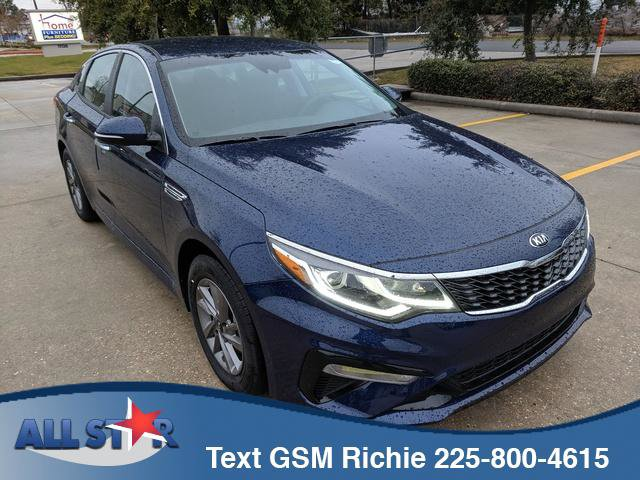 New 2020 KIA Optima in Baton Rouge, LA