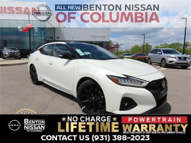 New 2021 Nissan Maxima in Columbia, TN
