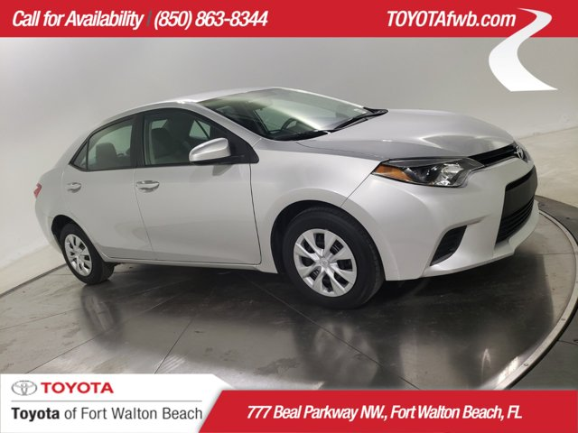 Used 2016 Toyota Corolla in Fort Walton Beach, FL