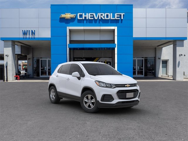 2020 Chevrolet Trax LS FWD 4dr LS Turbocharged Gas 4-Cyl 1.4L/ [18]