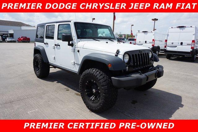 Used 2014 Jeep Wrangler Unlimited in , LA