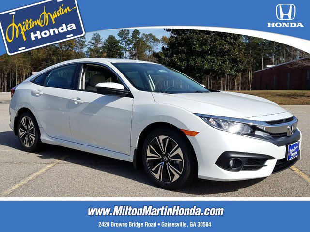 New 2018 Honda Civic Sedan in Gainesville, GA