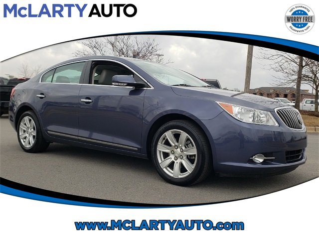 Used 2013 Buick LaCrosse in North Little Rock, AR