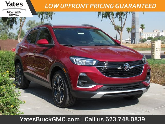 2021 Buick Encore GX Select FWD 4dr Select Turbocharged 1.2/ [1]