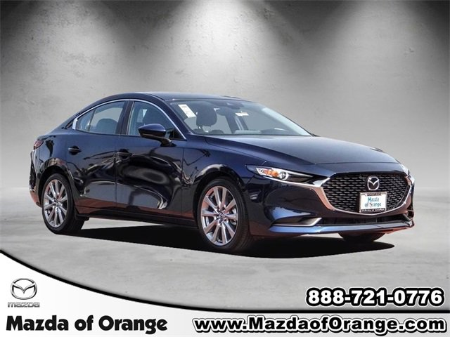 2021 Mazda Mazda3 Sedan 2.5 S w/Select Package 2.5 S w/Select Package FWD Regular Unleaded I-4 2.5 L/152 [9]