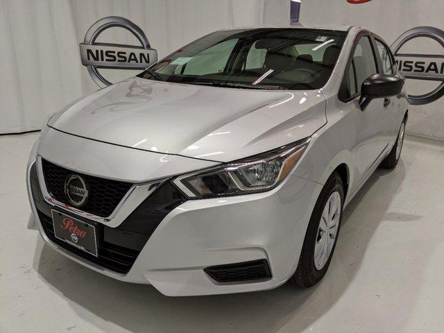 New 2020 Nissan Versa in Hattiesburg, MS