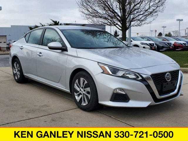 Used 2019 Nissan Altima in Medina, OH