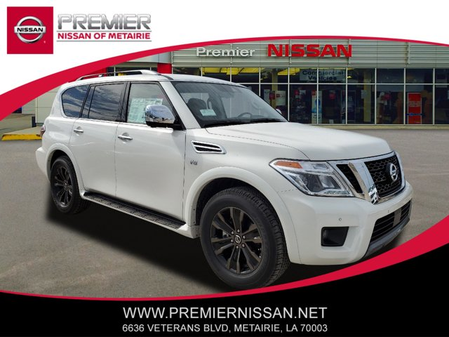 New 2020 Nissan Armada in Metairie, LA